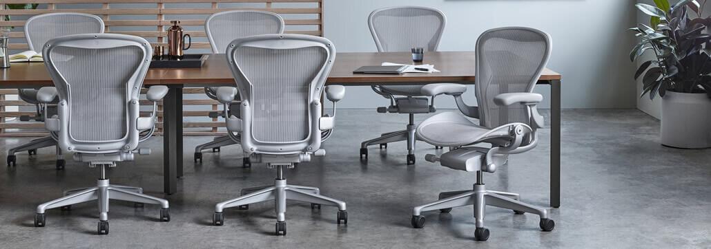 der neue Aeron Chair