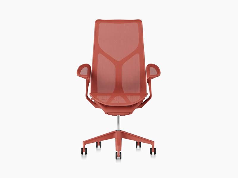 Der Cosm Chair in der Farbe Canyon